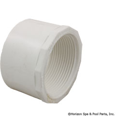 89-575-2487 - Reducer PVC 3 Inch x2.5 Inch SPGxFPT - 438-339 - 89-575-2487