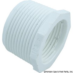 89-575-2510 - Reducer PVC 1.25 Inch x1 Inch MPTxFPT - 439-168 - 89-575-2510