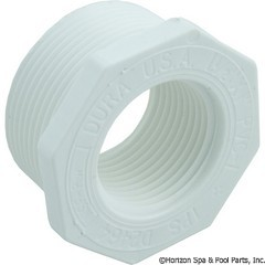 89-575-2513 - Reducer PVC 1.5 Inch x1 Inch MPTxFPT - 439-211 - 89-575-2513