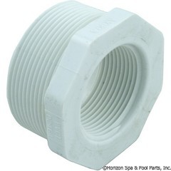 89-575-2518 - Reducer PVC 2 Inch x1.25 Inch MPTxFPT - 439-250 SPEARS - 89-575-2518