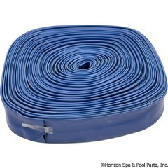 89-576-1000 - Hose, Backwash 2 Inch x 200` Roll, Blue - Replaced By Part 89-400-1100 - 20200-BLUE - 89-576-1000