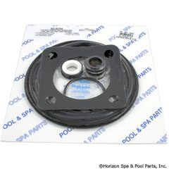 90-423-3020 - Pump Rbld Kit, StaRite DuraGlas/MaxiGlas,1998+, w/Viton Seal SUB WITH PART 90-423-4054 - Replaced By Part 90-423-4054 - GO-KIT 54 - UPC - 601402253249 - 90-423-3020