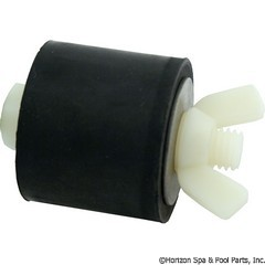 99-407-1008 - Nylon Test Plug,1 7/8 Inch (2 Inch Pipe) - 155N - 99-407-1008