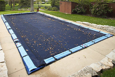 Pool Cover With Leaves CountryMax.com