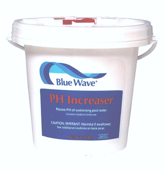pH Increaser, Blue Wave