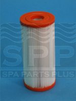 C-2304 - Filter Cartridge,UNICEL,3.7 Sq Ft,2-3/4 Inch OD x 6 Inch Long - C-2304