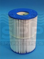 PCM25 - Filter Cartridge - REFER TO PA25-4 - Pleatco - UPC - REFER TO PA25-4 - Height: 9-7/8 - Diameter: 7 - TopID: 3 - BottomID: 3 - PCM25