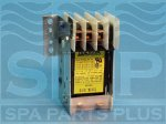 CSC-1101 - Stepper Switch,TECMAR,CSC1101,4 Func,120Vac Coil,25Amp - CSC-1101
