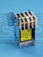 CSC-1131 - Stepper Switch,TECMAR,CSC1131,4 Func,120Vac Coil,25Amp - CSC-1131