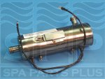E2400-0221 - Heater Assy,Clearwater,Lo-Flo,SS,Vert,4kW,240V,8.63 Inch L,3/4 Inch B - E2400-0221