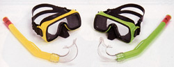 Mask & Snorkel Set - Youth Combo