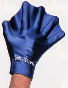 Webbed Gloves - Silicone Gloves