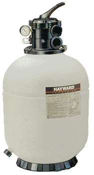 Hayward Pro Series Top Mount Sand Filter Above Ground And