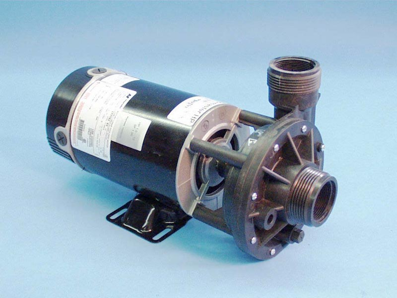 02107000 - Pump Assy,AQUAFLO,FMHP,SD,.75HP,2Spd,115V,48Frame,1-1/2 Inch MBT - 02107000