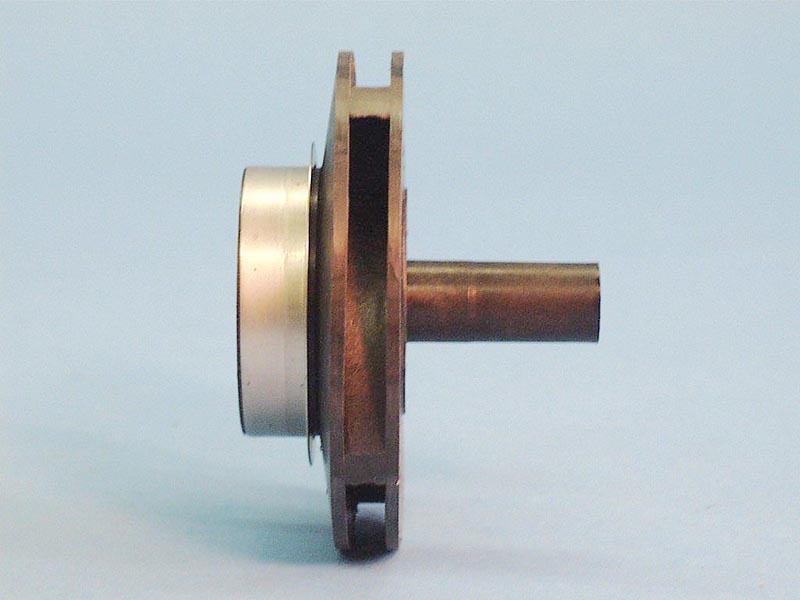05-3759-02 - Pump Impeller,JACUZZ,L,LC,LTC,3/4HP,w/Steel Wear Ring - 05-3759-02