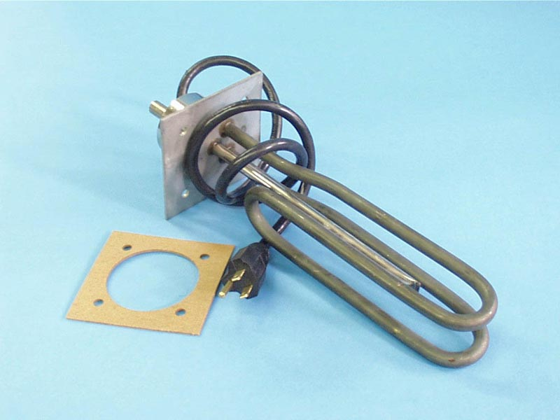 1-5-4-1A - 1.5-4-1A Heater Element,Sq Flange(Watkins)1.5kW,240V,4 Inch x 4 Inch ,11-1/4 Inch - 1.5-4-1A - 1-5-4-1A