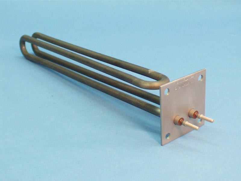 11-3-0 - Heater Element,Raypak,ELS-1102-2,3 Inch x 3 Inch Sq Flange,11kW,240V - 11-3-0