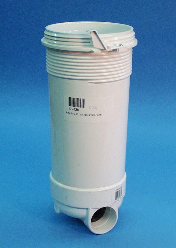 172428 - Filter Canister Assy,RAINBOW, RTL50 Series,2 Inch S - 172428