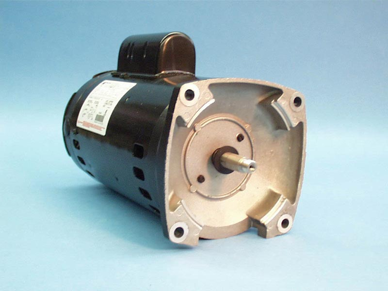 177067 - Motor, 1.0 HP, 240V, 2Sp.,Sq Flang - 177067