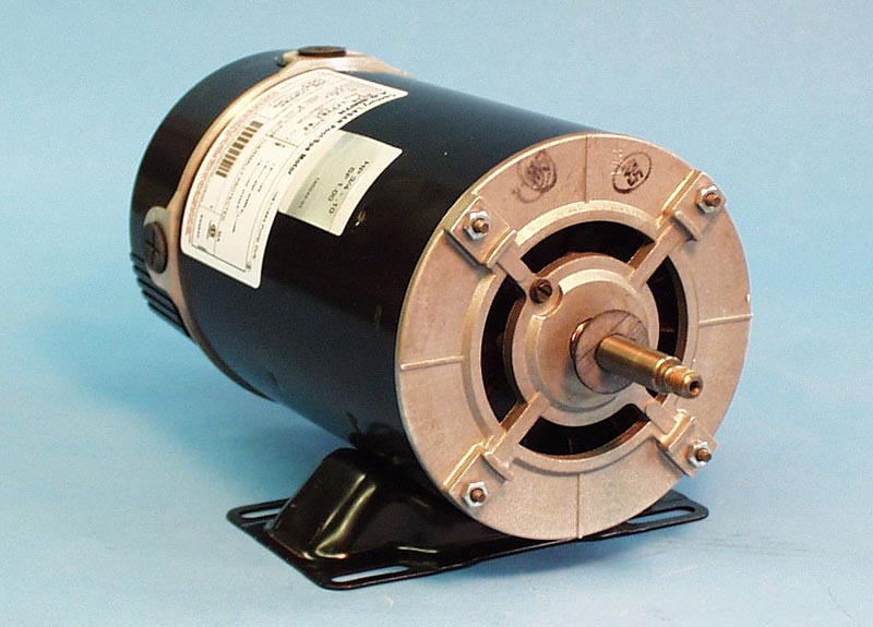 177781 - Pump Motor,AOSMITH,Thru-Bolt,48YFr,2Spd,.75HP,115V,8.8/2.6A - 177781