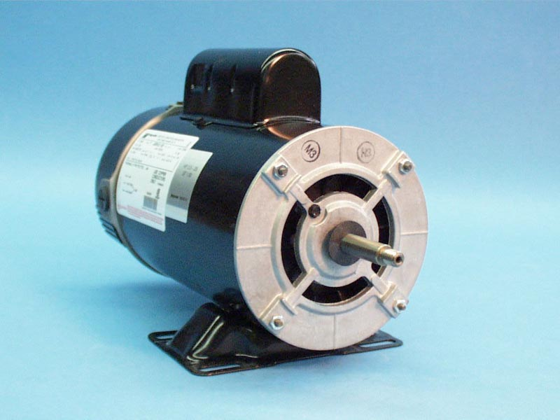 182912 - Pump Motor,AOSMTH,Thru-Bolt,48YFr,2Spd,2HP,230V,8.5/2.8A - 182912