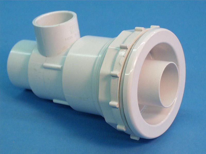 210-4740 - Jet Assy,WATERW,Standard Swim,1 Inch Orifice,3-3/4 Inch Face,White - 210-4740