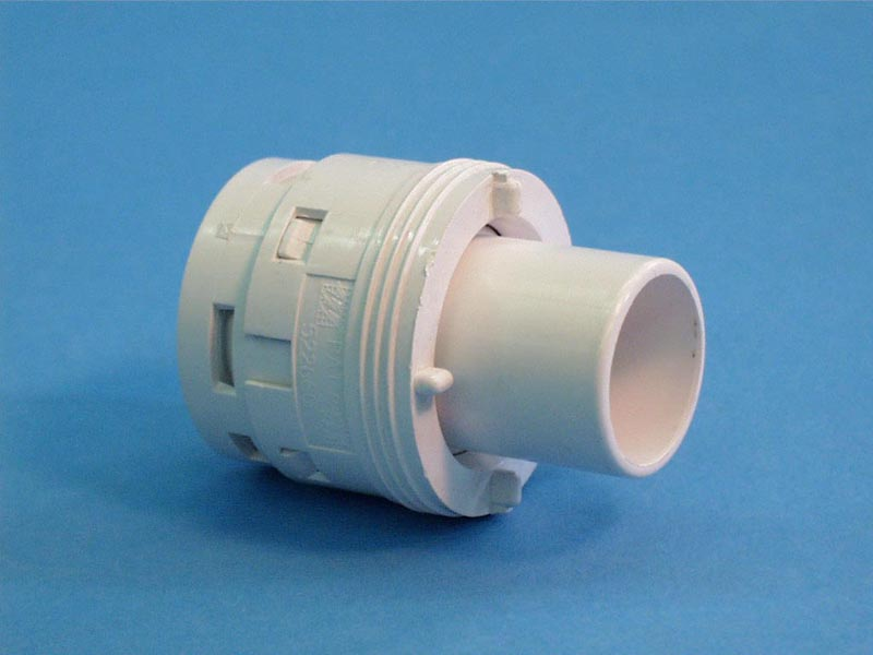210-9790 - Jet Internal,WATERW,Std Poly,Caged Whirlpool,3/4 Inch Nozzle,Wht - 210-9790