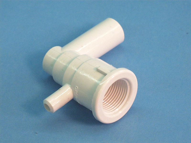 212-0550 - Jet Body,WATERW,Oz/Cluster(Non-Adj)3/8 Inch B Air X 3/4 Inch B Water - 212-0550