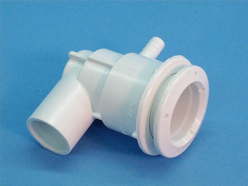 222-1050 - Jet Body,WATERW,Adjustable Mini,3/8 Inch B Air x 3/4 Inch S(1 Inch Spg)Wtr - 222-1050