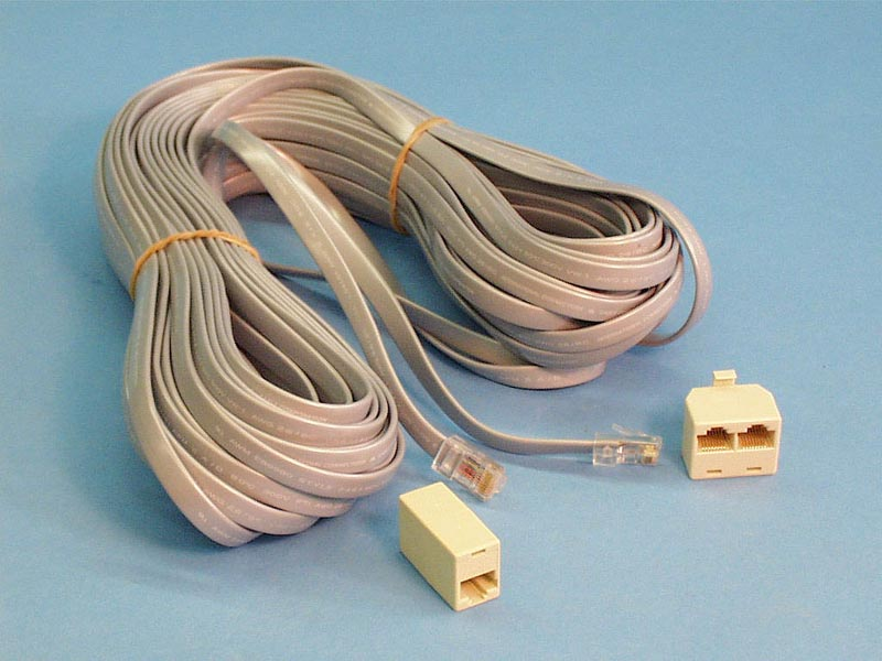 22630 - Spa Side Extension Cable,BALBOA,100' Long,8 Conn Phone Plug - 22630