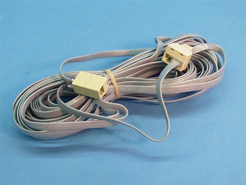 22632 - Spa Side Extension Cable,BALBOA,50' Long,8 Conn Phone Plug - 22632