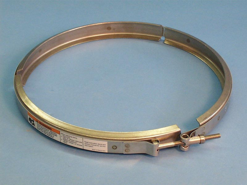 25010-9101 - Clamp, Posi-Flo II Filter - 25010-9101