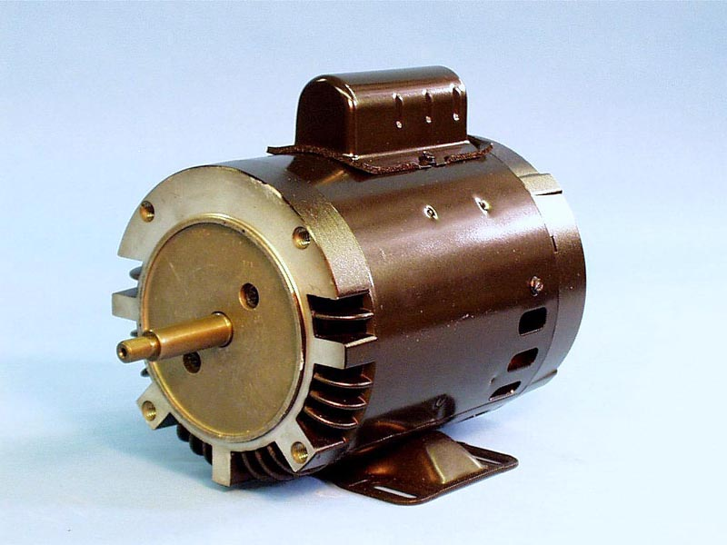 2552000 - Jacuzzi Whirlpool Bath Pump Motor ,C-Face,.75HP,1Spd,115/230 - 2552000, 5U171 - 2552000