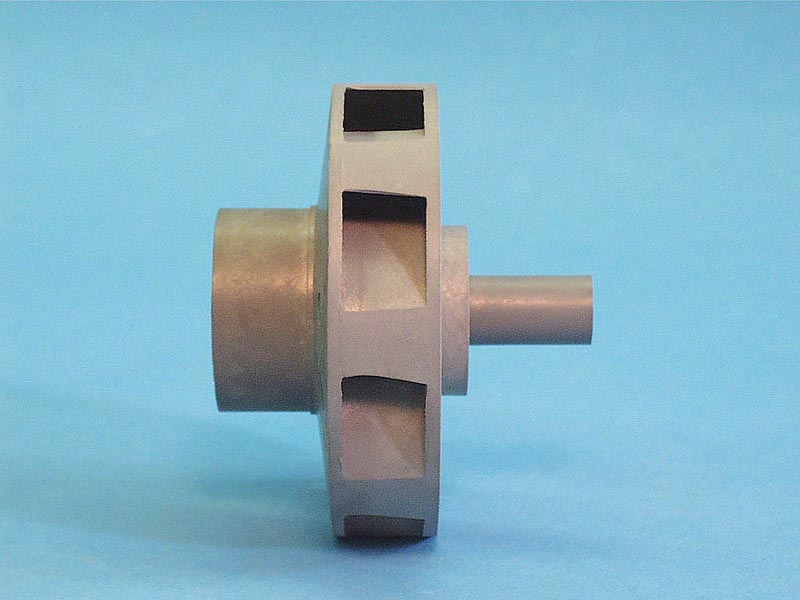 300-098L - Impeller, 2.5/3.0Hp, Side Discharge - 300-098L
