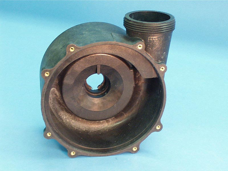 315-1220 - Pump Volute,WATERW,Exec,56YFr,w/Inserts,2 Inch MBT Side Discharge - 315-1220