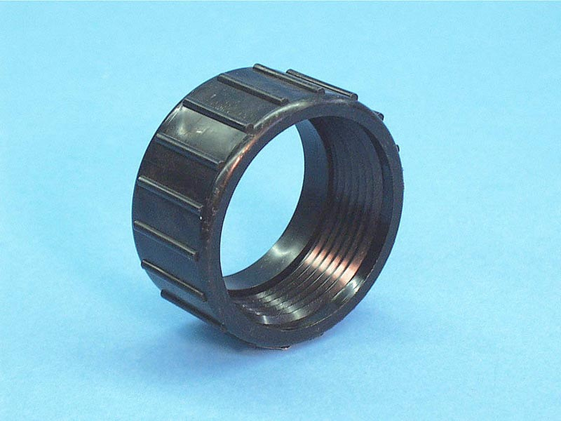 35-2206 - Union Nut,Quick Connect,PAC-FAB,Dynatron,1-1/2 Inch FBT,Blk ABS - 35-2206