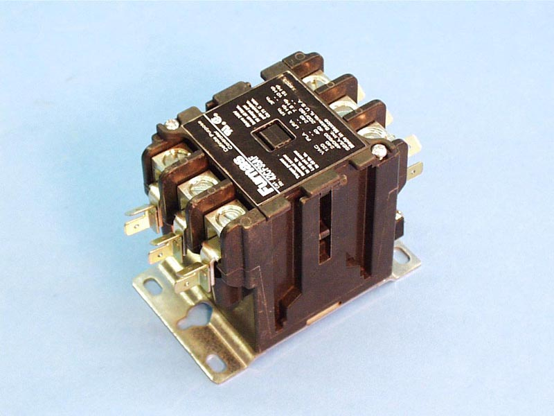 3PC-120 - Contactor,120Vac Coil,50Amp,3P - 3PC-120