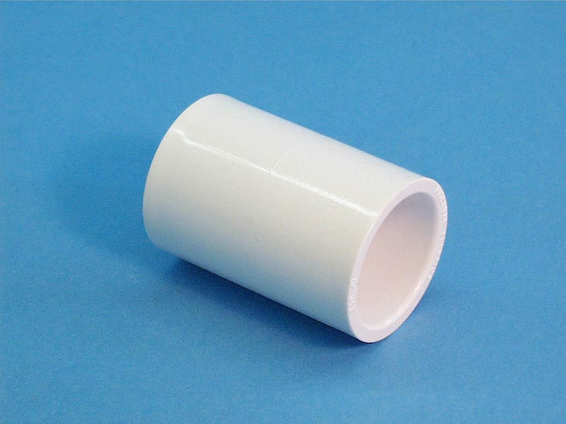 419-2000 - Fittings PVC,Coupling,WATERW,1 Inch S x 1 Inch S - 419-2000