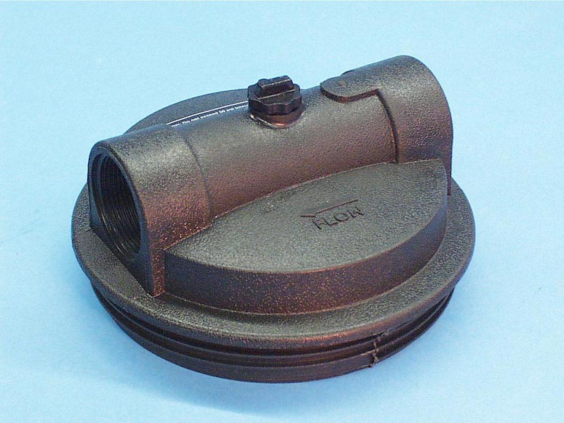 42-2757-19 - Filter Lid Assy,JACUZZ,CFT/CFR25 Series,Threaded - 42-2757-19
