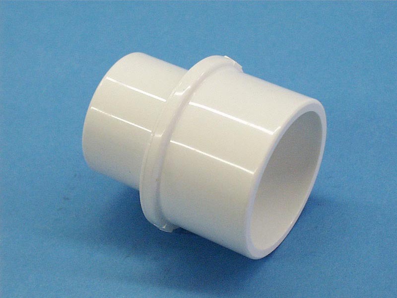 421-1000 - Fittings PVC,Reducing Adaptor,WATERW,2 Inch Spg x 1-1/2 Inch Spg - 421-1000