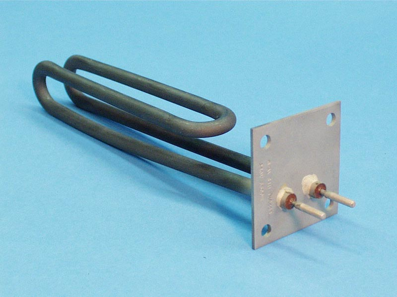 5.5-3-0 - Heater Element,Raypak,ELS-552-2,3 Inch x 3 Inch Sq Flange,5.5kW,240V - 5.5-3-0