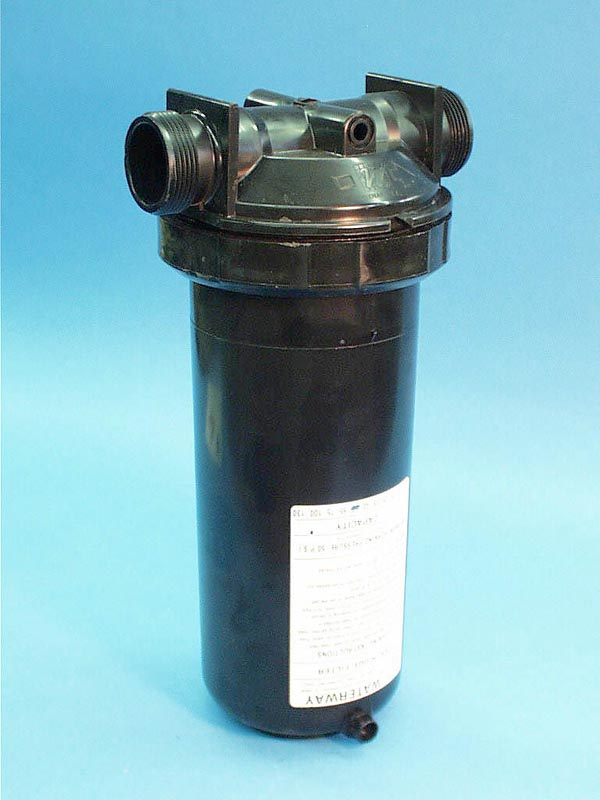 500-5070 - Filter Assy,WATERW,In Line,50 Sq Ft,1.5 Inch MBT,w/By-pass Valve - 500-5070