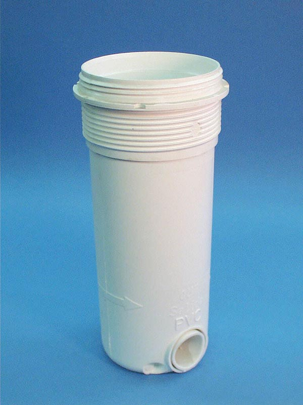 515-4000 - Filter Body,WATERW,1 Inch &2 Inch Top Load Filter,1.5 Inch No Plug/Bypass - 515-4000