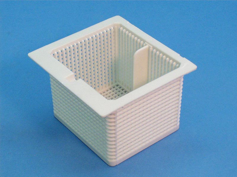 519-4030 - Filter Sq. Basket,WATERW,Front Access Skim,Top 4-7/8 Inch x5.25 Inch - 519-4030