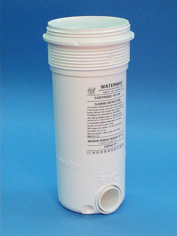 550-5000 - Filter Body W/ Bypass,WATERW,1 Inch /2 Inch Top Load Filters,1-1/2 Inch - 550-5000