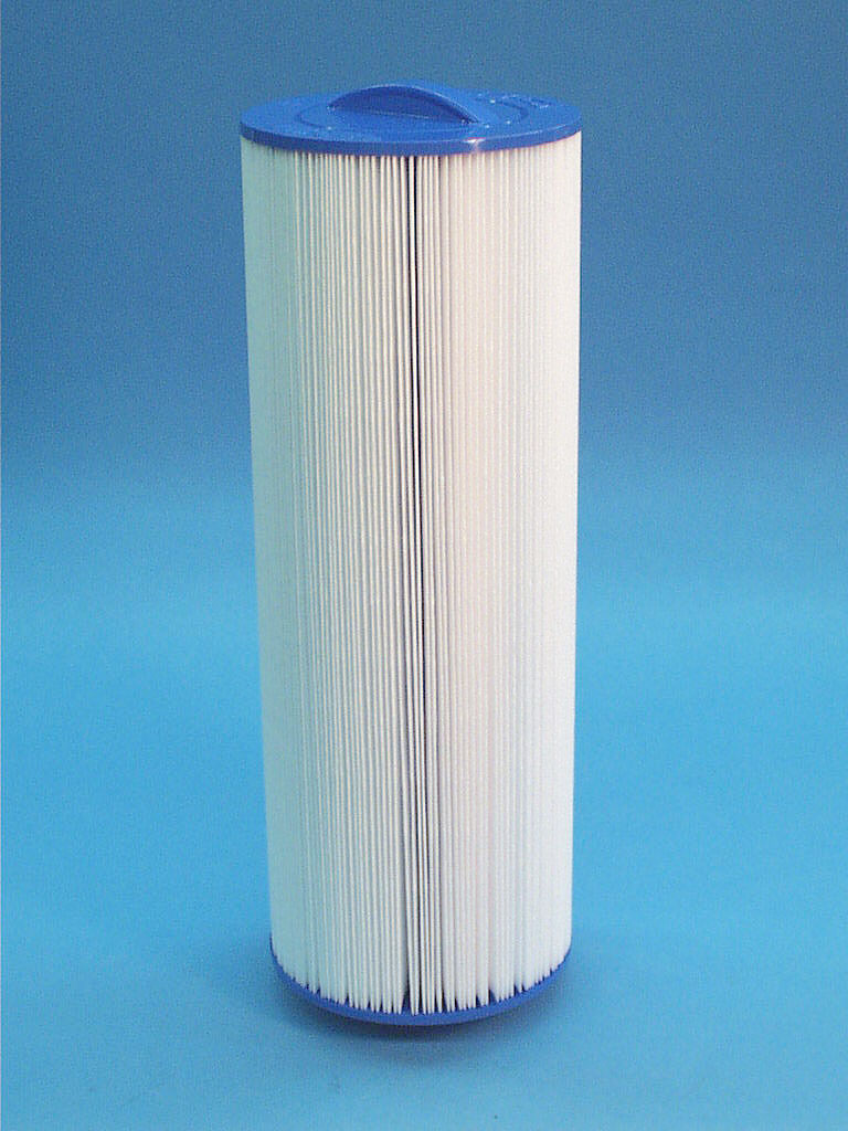 6CH-60 - Filter Cartridge,UNICEL,60 Sq Ft,6 Inch OD x 16-1/4 Inch Long - 6CH-60 - Height: 16-1/4 - Diameter: 6 - TopID: Handle - BottomID: 1-1/2 MPT