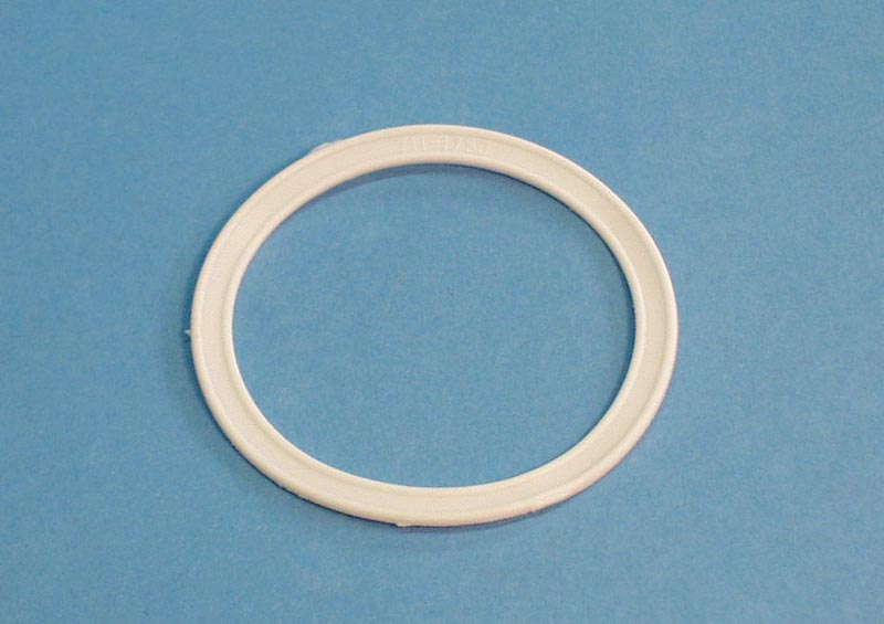 711-1750 - Gasket,Jet Wall Fitting,WATERW,Poly Jet,2-3/8 Inch ID x 3 Inch OD - 711-1750