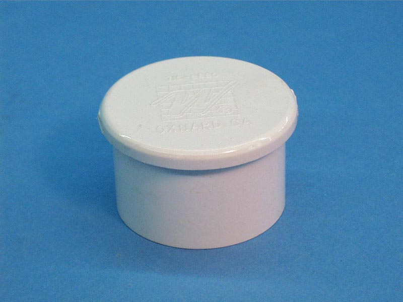 715-9880 - Fittings PVC,Plug,WATERW,2 Inch Spg - 715-9880