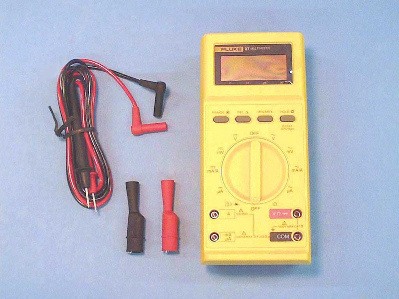 739169 - Digital Multimeter, Industrial, - 739169