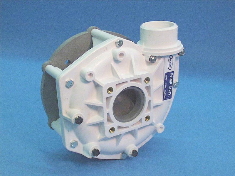 850100 - Pump Wetend,JACUZZ,Sealed Pump,SD,.50/.75HP,2 Inch S/2-1/2Spg - 850100